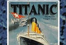 Titanic / Free homeschool lapbook and unit study ideas for studying the Titanic and the sinking of it on April 15, 1912. #titaniclapbook #homeschoolhistory