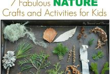 Nature Study Ideas / by JoMarie Williams