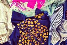 Camisetas / Adoro las camisetas, cuantas más mejor :-)