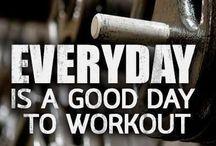 Deporte / Todo lo que me inspira para intentar estar en forma