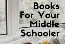 Homeschool Middle & High School / Homeschooling Middle School & High School. Homeschool tips, resources and printables for middle school to high school and graduation. College and career tips for homeschooled kids, reading lists, curriculum tips. Any resource to help homeschooling moms preparing kids during the middle and high school years for adulthood.