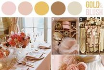 Color Inspiration / Mostly for wedding planning