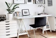 Dream Office / Ideas for my ideal office