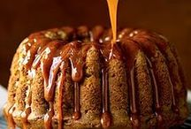 Recipes: Bundt / Cakes and other recipes using a Bundt-style pan / by Sherry