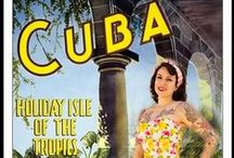 Gertie's 1950s Havana Vacation / Gertie's Havana Vacation  It's the 1950's the golden age of Cuba vacations. Amongst the tropics and to the night clubs Gertie can be found sporting floral prints and island dresses. || This board was put together by Akram Taghavi-Burris for the McCall's Gertie Pinterest contest. http://blog.mccall.com/2016/03/04/its-the-gertie-pinterest-contest/ / by Akram Taghavi-Burris