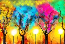 Color me / colorful inspirations