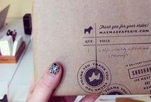 Packaging / by Megan Powell - Brand Designer