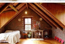 Attic / various ways of converting your attic into a wonderful space