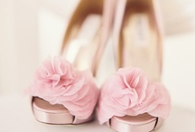 Wedding shoes / Cinderella shoes for this special day:)