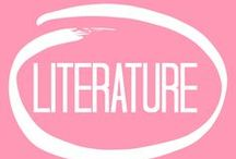 literature / course description: an overview of only the most excellent reads.
