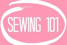sewing 101 / course description: how to sew things and various inspirations. the professor may also touch on other mediums such as knitting, crochet, and any other textile he/she sees fit.