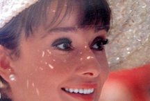 Audrey Hepburn (1929-1993) Mel Ferrer (1917-2008) / Audrey Hepburn was a real lady and such a classic beauty.
