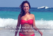 Healthy is SO Hot  / by Brandy Morales