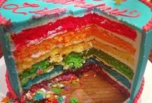 I fuckin love rainbows