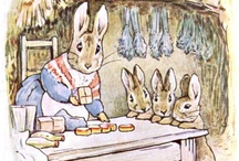 Beatrix Potter / by Pat Marvin