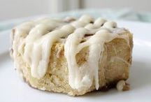 EAT | cinnamon rolls