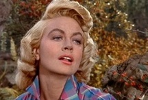 Dorothy Malone / She's a great actress.  I love her movies.  Especially Written on the Wind, Tarnished Angels and Young at Heart.  Wish she was making more.  All the great stars have either retired or passed away.