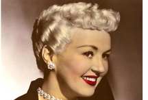 Betty Grable (1916-1973) / Good actress and a great dancer.