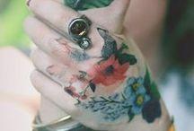 ink&piercings / by Christina Hood