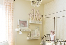 For the Not So Distant Future / Nursery ideas for my baby girl.  / by Katie Long