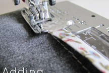 Sewing / by Kristen Crane