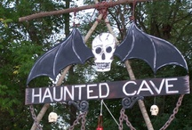 The Lewisburg Haunted Cave Lewisburg Ohio / Our 2nd home September and October...70 feet underground...A real Mine with real Bats..#1 in 3 States 2 years running...In the Guiness Book Of World Records as World Longest Walk Through Haunt.  #8 this year in the Nation for the Scariest Real Haunted House in America, by HauntWorld.com Haunted Houses and Halloween Attractions!!