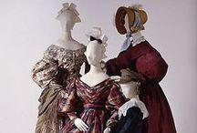 1825-1840 (Romanticism) / Regency era -  Early Victorian / by Donani