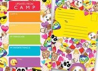 Camp Stationery & Packing Tips!
