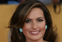 Mariska Hargitay / She is a beautiful woman.  She's more than her mother (Jayne Mansfield) was.  Jayne was made up alot and Mariska is a natural beauty.  She is gorgeous! / by Pat Marvin