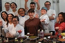 Our 10th Anniversary /  2003 - 2013 We can't believe we are ten years old! In February 2003, our Founder, Pam Williams opened registration for our first Professional Chocolatier Program. Not a week later, our first student registered - from the Netherlands! She was followed by students coming from all over the world.  This Board pins some of her favorite images from our graduates and our programs.
