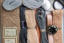 fabric + textiles