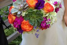 Bridal Bouquets / Bridal bouquets by The Exotic Green Garden