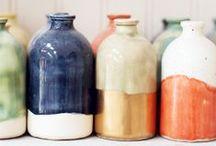 art: ceramics / by Christina Hood