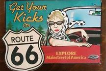 Route 66 - Missouri / sights along the road / by Trudi Ross