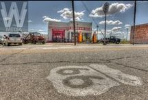 Route 66 - Kansas / Things to see along the drive / by Trudi Ross