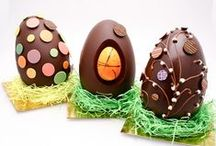 Easter Chocolate / What better way to celebrate Easter than with fine chocolate!