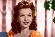 Ann Miller  (1923-2004) / by Pat Marvin