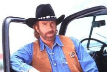 Chuck Norris / Who is afraid of Chuck Norris?  The Boogie Man