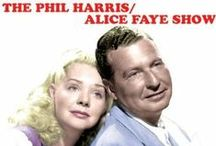 Alice Faye (1915-1998)  Phil Harris (1904-1995) / These two were married several years / by Pat Marvin