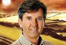 Daniel O'Donnell / Daniel O'Donnell has a beautiful singing voice and can he ever dance.  I love to watch him do the Irish Jig.  I would like to see him someday in Branson.