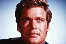 "Doug McClure   1935-1995 / Doug McClure and James Drury is the reason I watch ""The Virginian"" reruns on Saturday.  They show 2 in the afternoon and 2 in the evening.  Love that show and those two fella's"