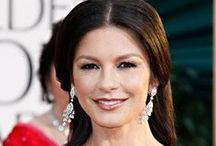 Catherine Zeta-Jones~ Michael Douglas / One gorgeous and talented lady and her husband
