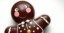 Holiday Chocolate / Fine chocolate is the perfect addition to your holiday celebrations!