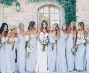 Summer Weddings / All the inspiration you need to plan your gorgeous summer wedding! This board includes beautiful makeup, hairstyles, dresses, bouquets, shoes and reception ideas.