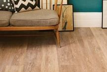 Vinyl Flooring / In a series of designs that replicate wood and stone, our new collection is a worthy addition to the Fired Earth family of gorgeous and distinctive flooring solutions.