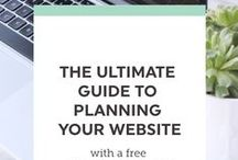 Website Resources / by Megan Powell - Brand Designer