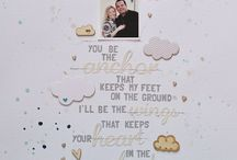 Scrapbooking ♥ / by Megan Bailey