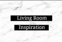 Living Room Inspiration / by Amanda    Marry Mint