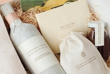 gift ideas + hospitality