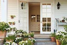 outdoor living + gardening